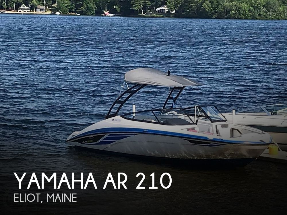 Used Yamaha Ski Boats For Sale by owner | 2018 Yamaha AR 210