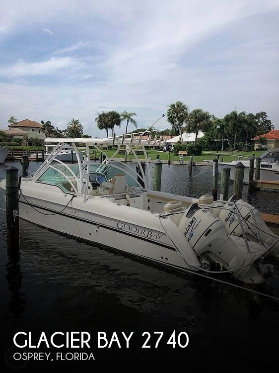 Used GLACIER BAY Boats For Sale by owner | 2015 Glacier Bay RENEGADE 2740