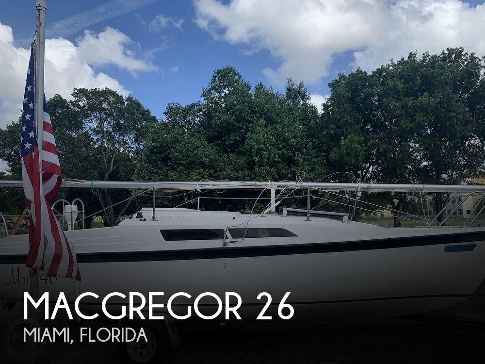 1994 MACGREGOR VENTURE 26S for sale