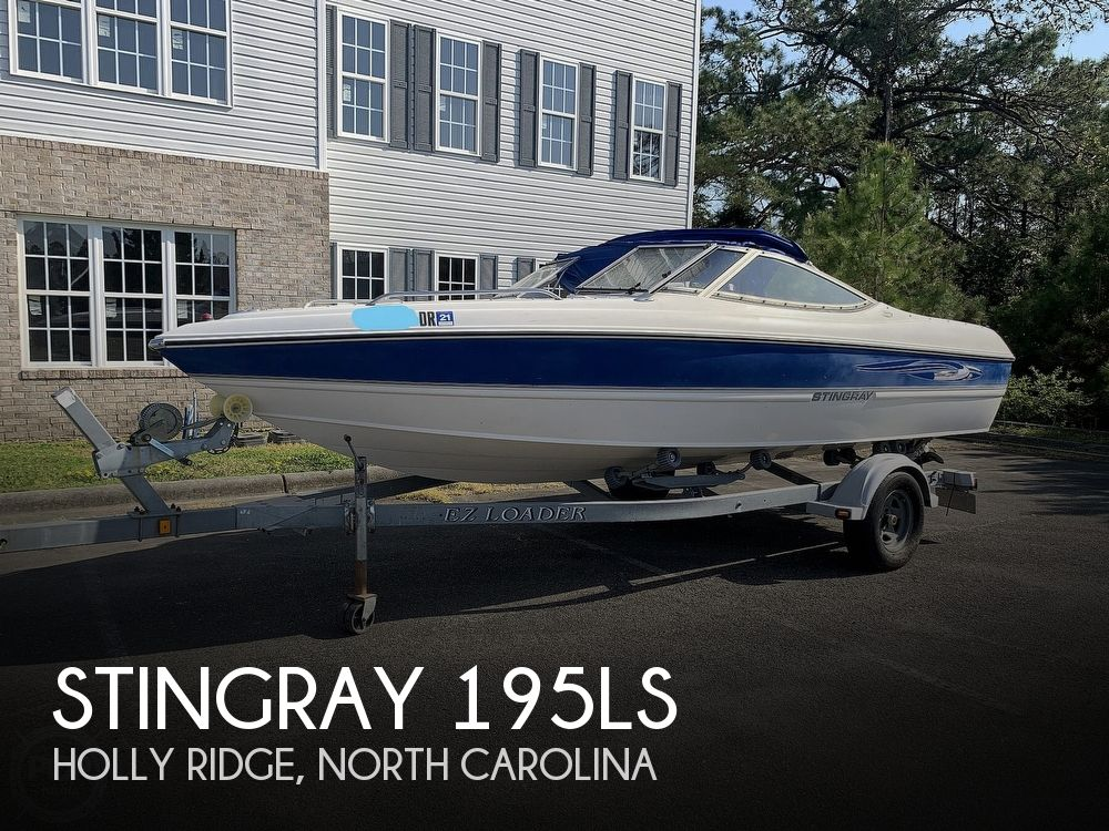 2007 STINGRAY 195LS for sale