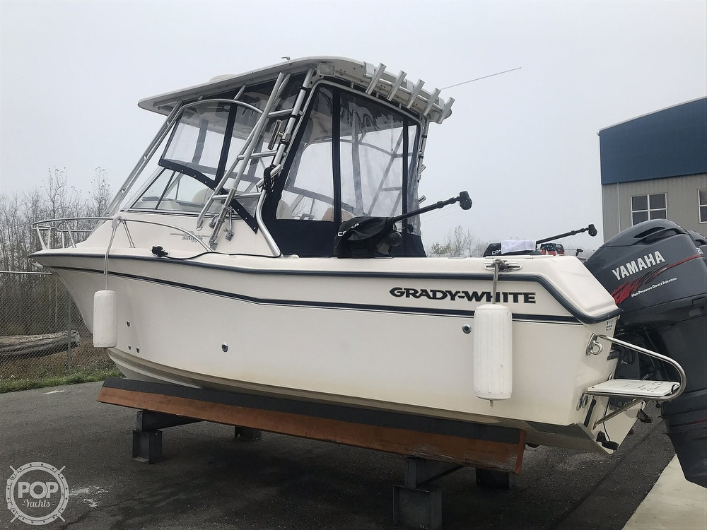 2001 Grady-White boat for sale, model of the boat is 265 Express & Image # 10 of 40