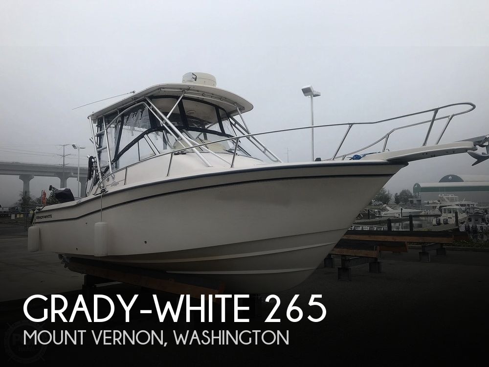 2001 GRADY WHITE 265 EXPRESS for sale