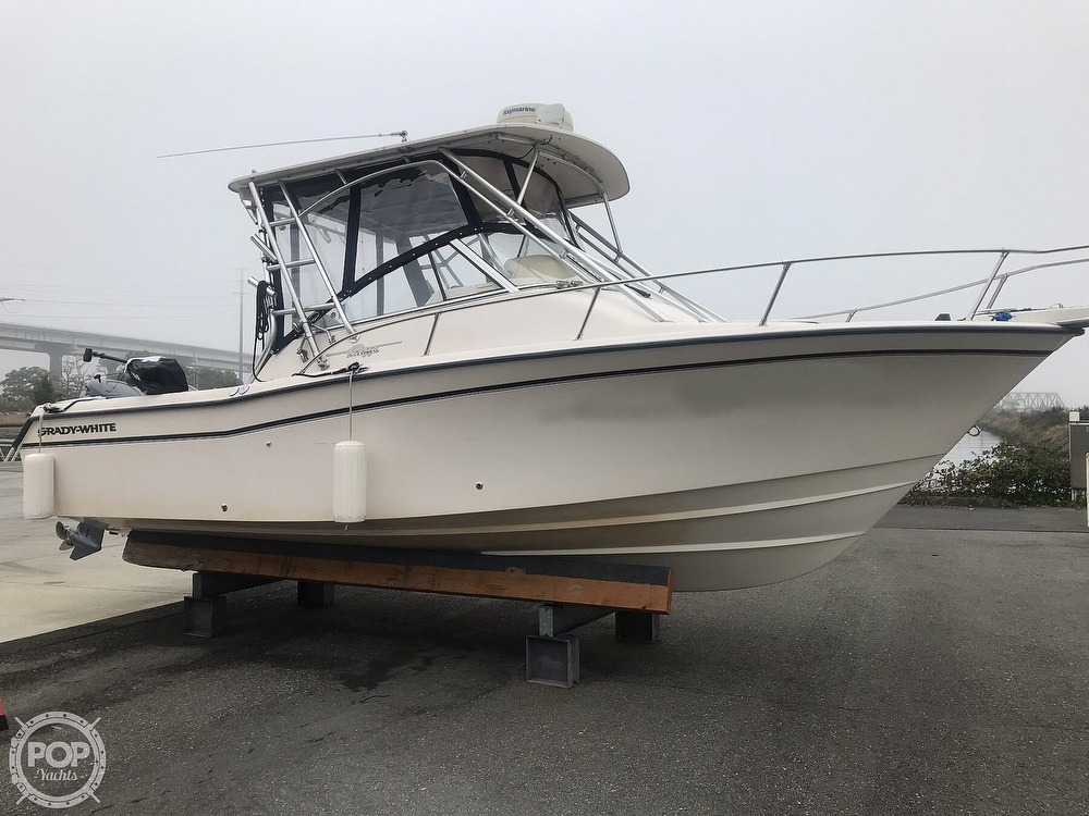 2001 Grady-White boat for sale, model of the boat is 265 Express & Image # 12 of 40