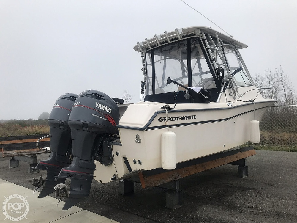 2001 Grady-White boat for sale, model of the boat is 265 Express & Image # 6 of 40