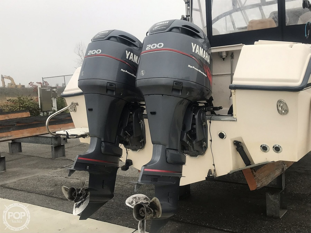 2001 Grady-White boat for sale, model of the boat is 265 Express & Image # 13 of 40