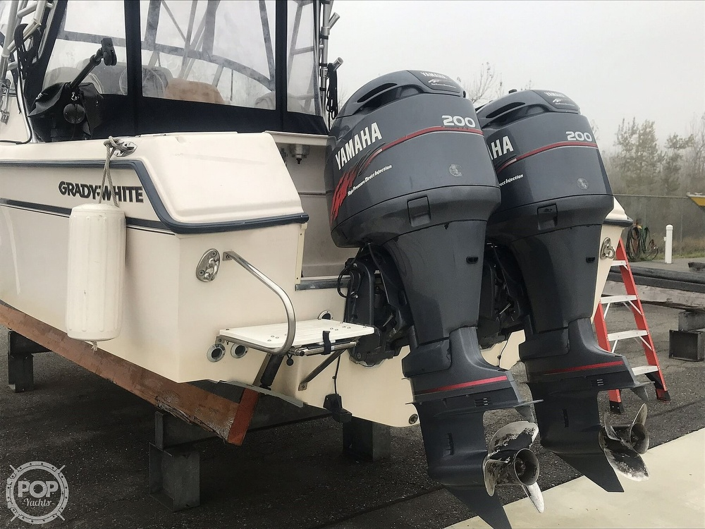 2001 Grady-White boat for sale, model of the boat is 265 Express & Image # 14 of 40