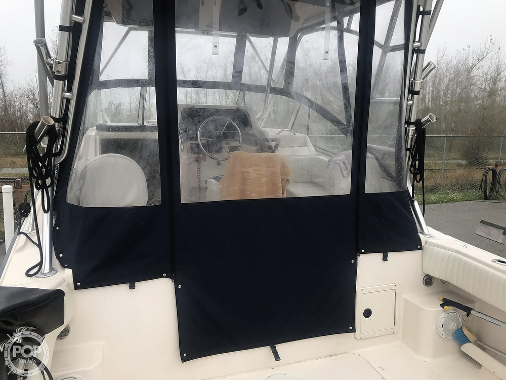 2001 Grady-White boat for sale, model of the boat is 265 Express & Image # 19 of 40