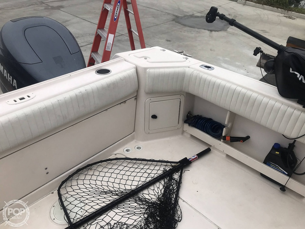 2001 Grady-White boat for sale, model of the boat is 265 Express & Image # 23 of 40