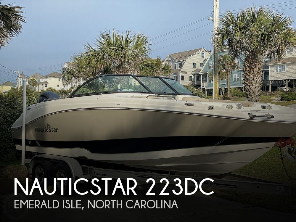 2017 NAUTIC STAR 223DC for sale