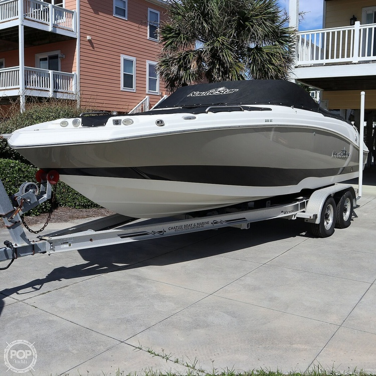 2017 Nautic Star boat for sale, model of the boat is 223DC & Image # 5 of 41