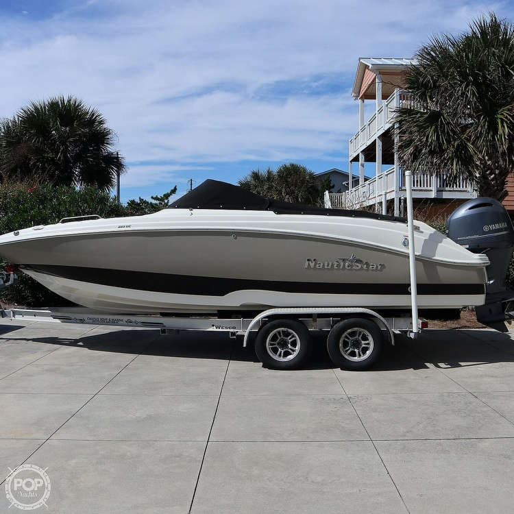 2017 Nautic Star boat for sale, model of the boat is 223DC & Image # 8 of 41