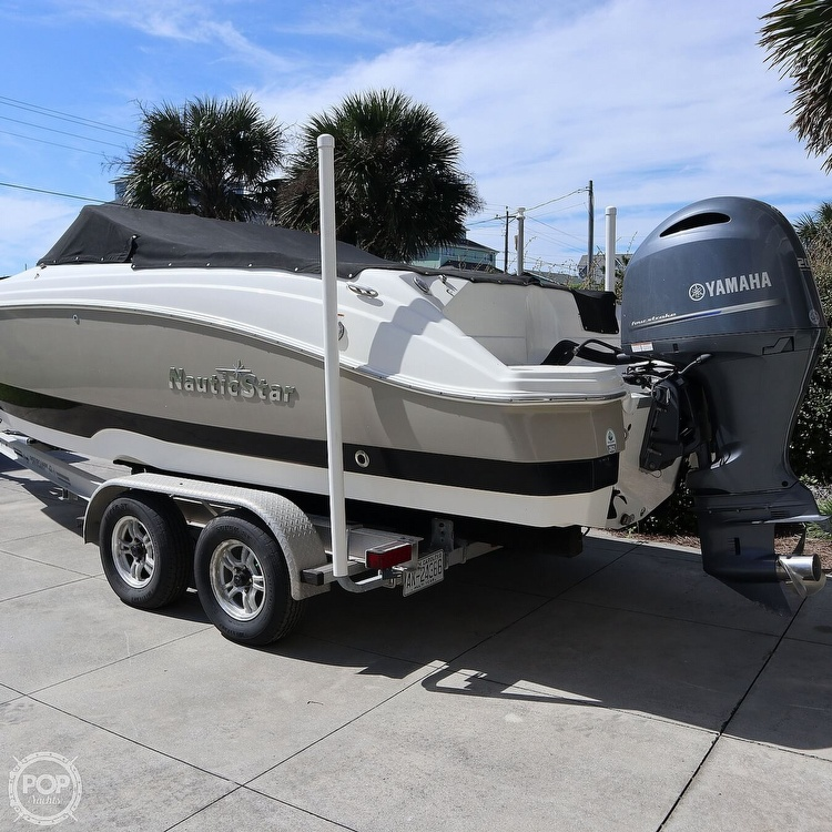 2017 Nautic Star boat for sale, model of the boat is 223DC & Image # 10 of 41
