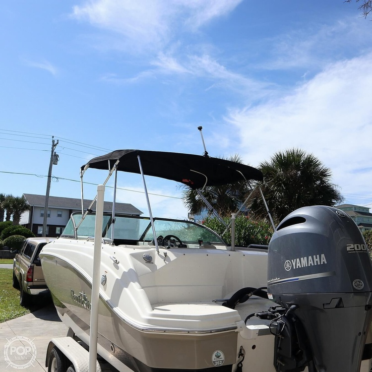 2017 Nautic Star boat for sale, model of the boat is 223DC & Image # 16 of 41