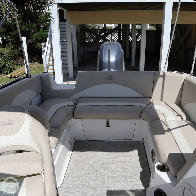 2017 Nautic Star boat for sale, model of the boat is 223DC & Image # 29 of 41