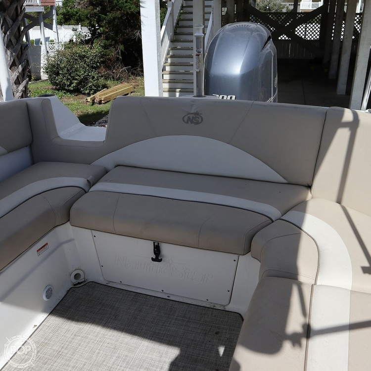 2017 Nautic Star boat for sale, model of the boat is 223DC & Image # 35 of 41