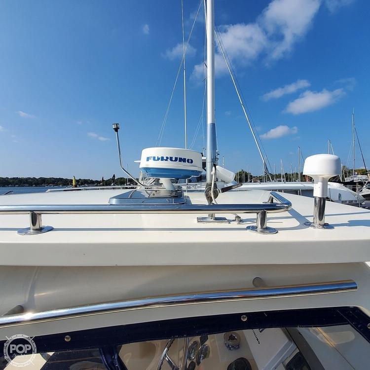 2005 Mainship boat for sale, model of the boat is 34 Pilot Sedan Rum Runner II & Image # 14 of 40