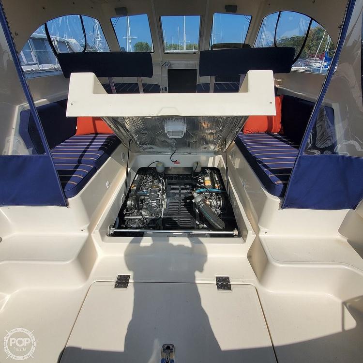 2005 Mainship boat for sale, model of the boat is 34 Pilot Sedan Rum Runner II & Image # 26 of 40