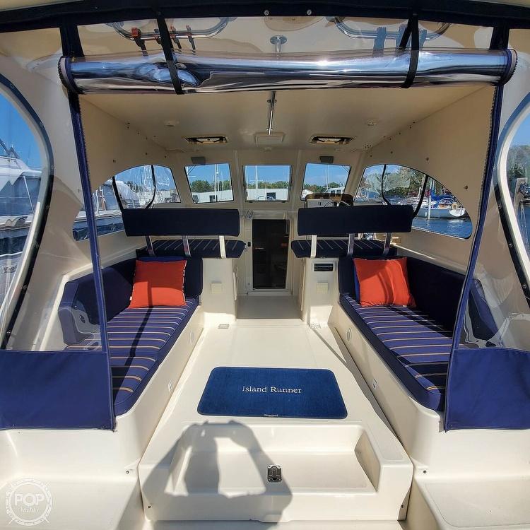 2005 Mainship boat for sale, model of the boat is 34 Pilot Sedan Rum Runner II & Image # 38 of 40