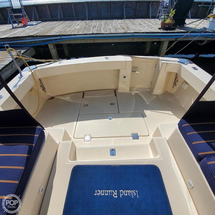 2005 Mainship boat for sale, model of the boat is 34 Pilot Sedan Rum Runner II & Image # 40 of 40