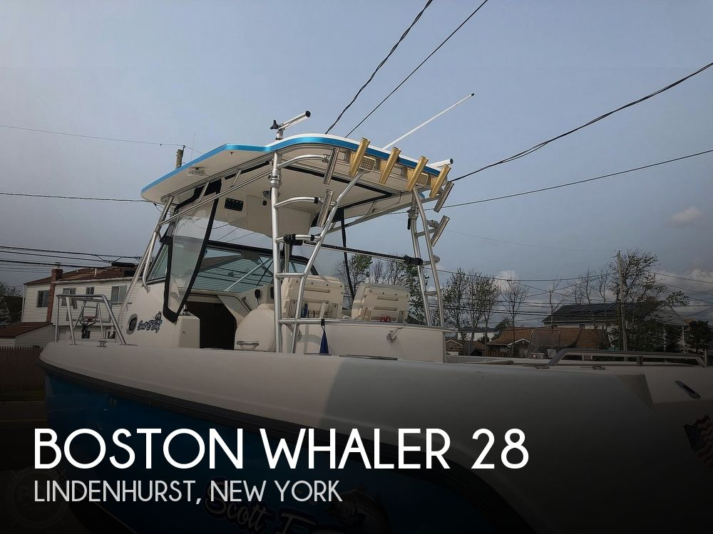 Used Boston Whaler Boats For Sale in New York by owner | 2000 Boston Whaler Outrage 28