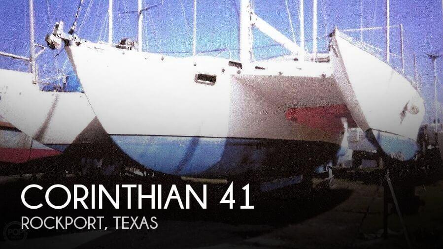 1990 Corinthian 41 - Photo #1