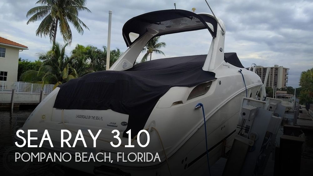 2012 Sea Ray boat for sale, model of the boat is 310 sundancer & Image # 1 of 40