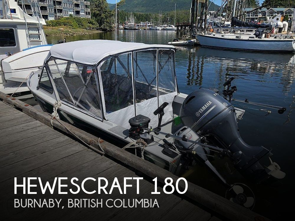 Used HewesCraft Boats For Sale by owner | 2006 Hewescraft Searunner 180