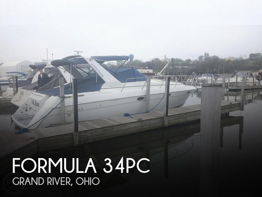 Used Boats For Sale in Youngstown, Ohio by owner | 2002 Formula 34PC