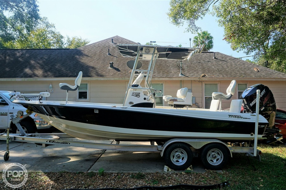 2018 Triton boat for sale, model of the boat is 220 LTS Pro Tournament Edition & Image # 10 of 40