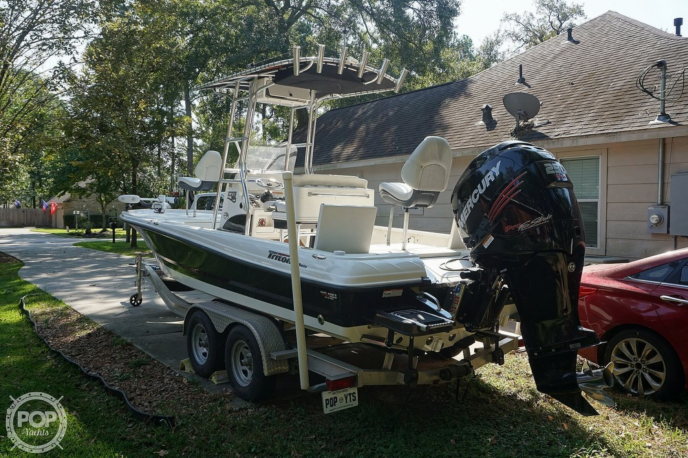 2018 Triton boat for sale, model of the boat is 220 LTS Pro Tournament Edition & Image # 11 of 40