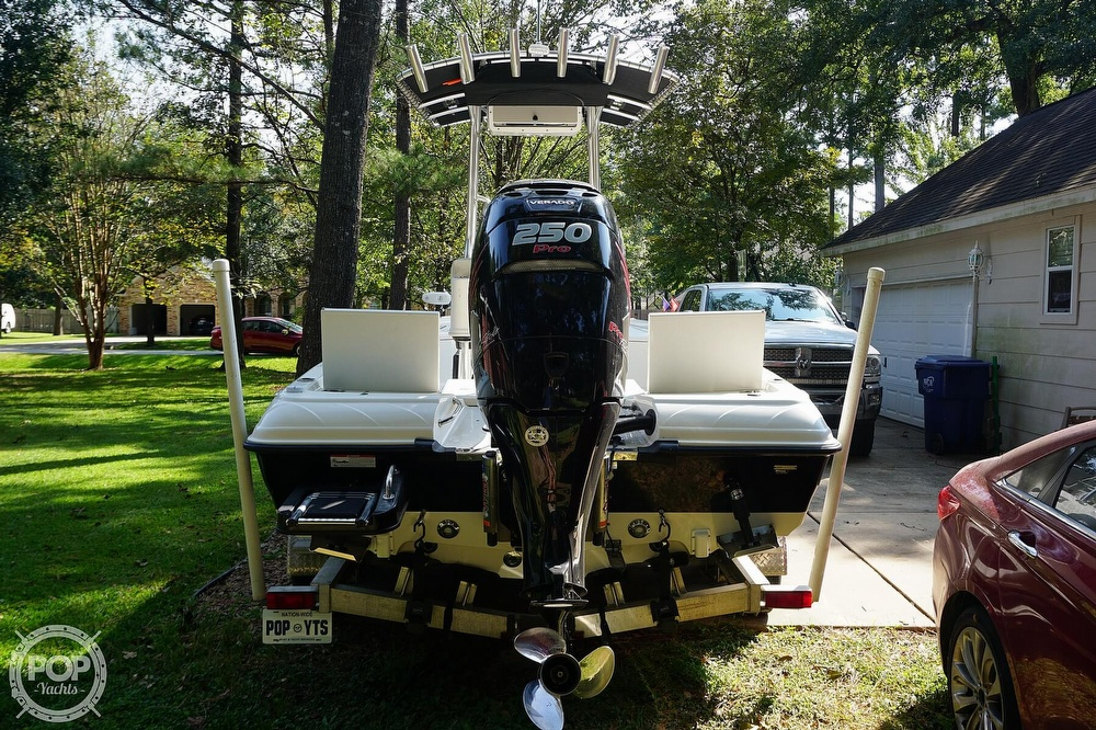 2018 Triton boat for sale, model of the boat is 220 LTS Pro Tournament Edition & Image # 12 of 40