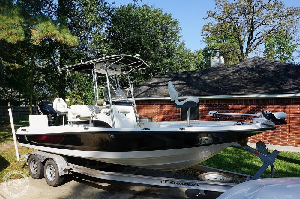 2018 Triton boat for sale, model of the boat is 220 LTS Pro Tournament Edition & Image # 15 of 40