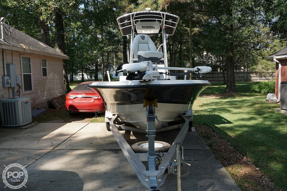 2018 Triton boat for sale, model of the boat is 220 LTS Pro Tournament Edition & Image # 16 of 40