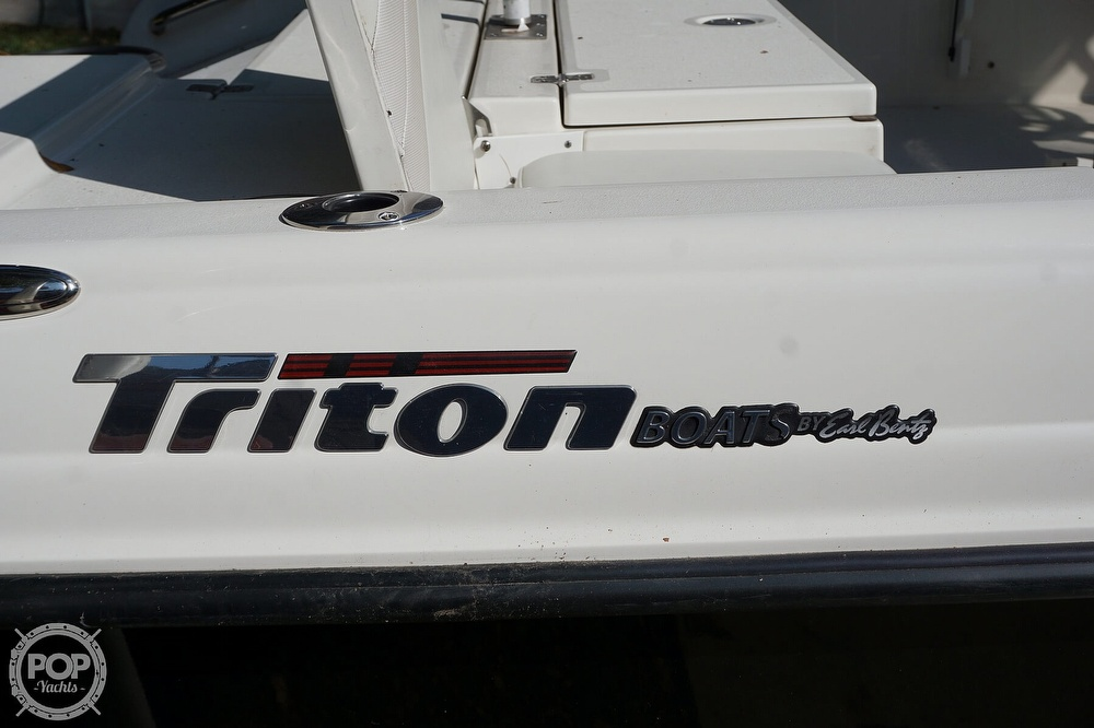 2018 Triton boat for sale, model of the boat is 220 LTS Pro Tournament Edition & Image # 39 of 40