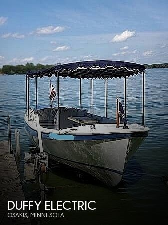 1993 Duffy Electric Boat boat for sale, model of the boat is Electric & Image # 1 of 24