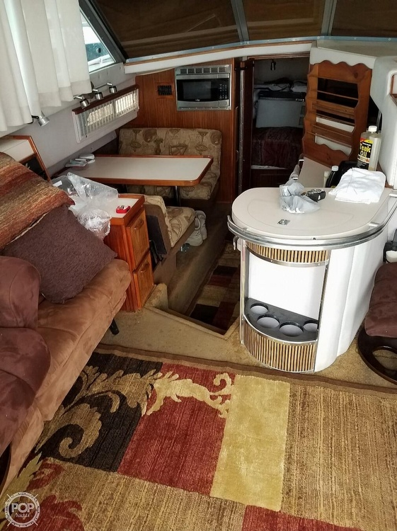 1987 Sea Ray boat for sale, model of the boat is 340 SDB & Image # 8 of 40