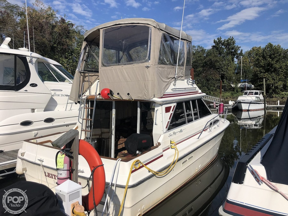 1987 Sea Ray boat for sale, model of the boat is 340 SDB & Image # 12 of 40