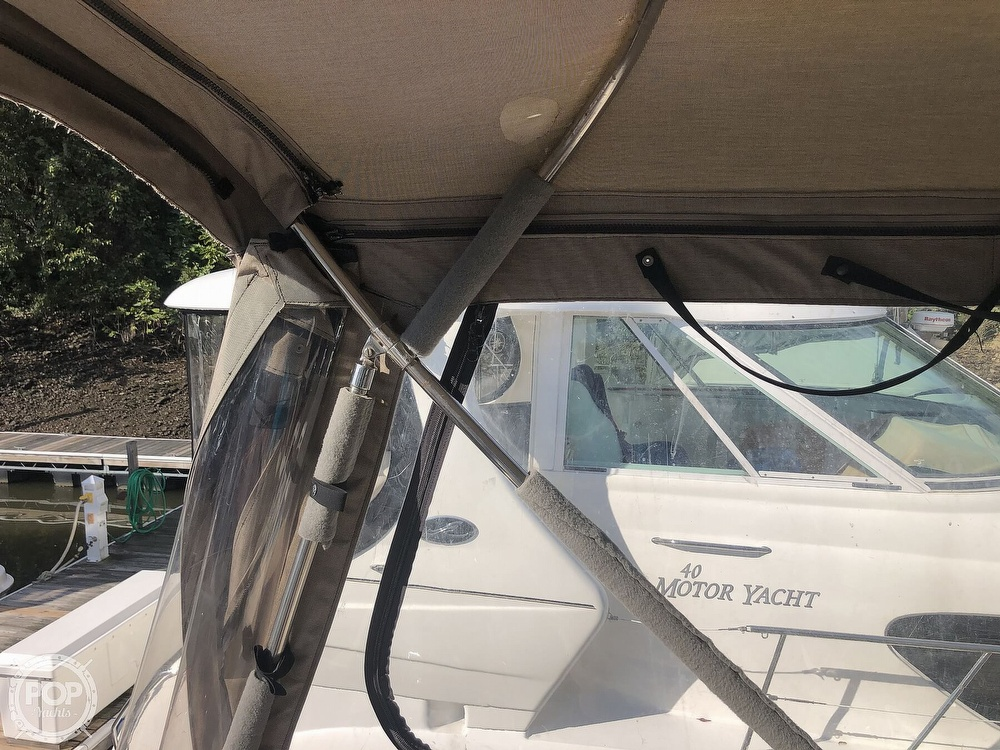 1987 Sea Ray boat for sale, model of the boat is 340 SDB & Image # 29 of 40