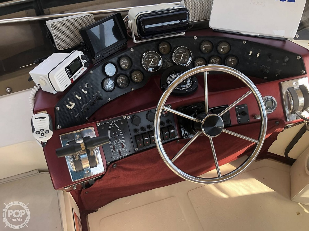 1987 Sea Ray boat for sale, model of the boat is 340 SDB & Image # 30 of 40