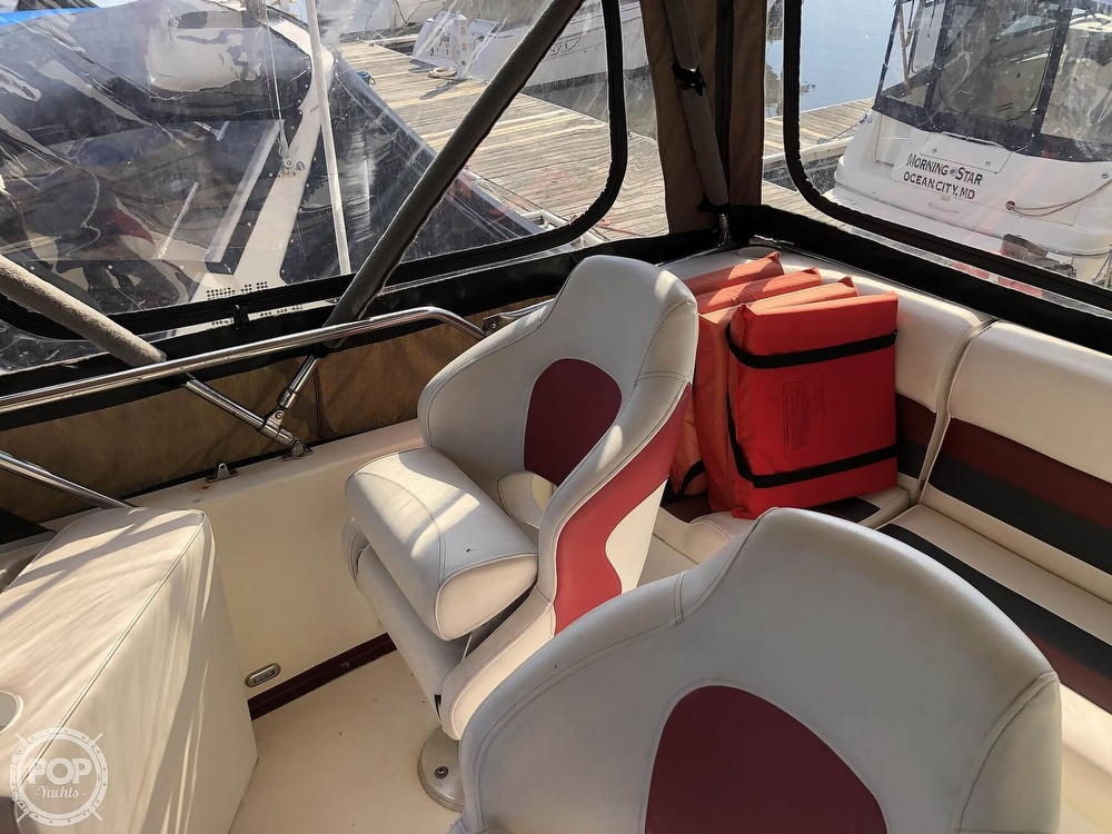 1987 Sea Ray boat for sale, model of the boat is 340 SDB & Image # 34 of 40