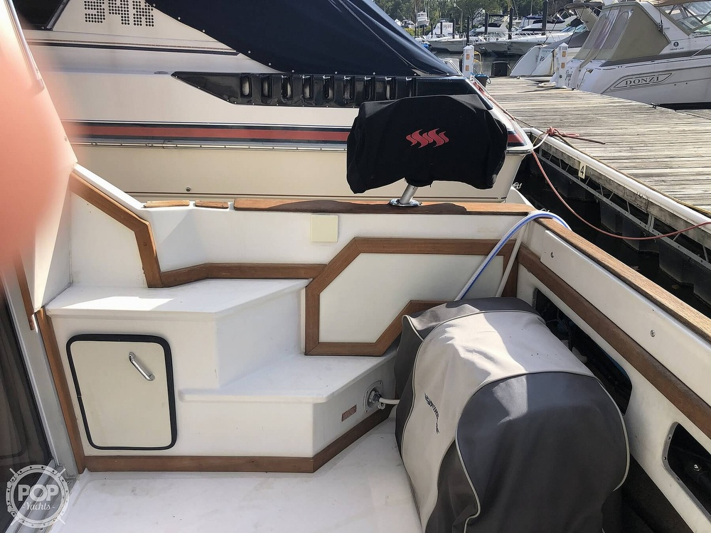1987 Sea Ray boat for sale, model of the boat is 340 SDB & Image # 37 of 40