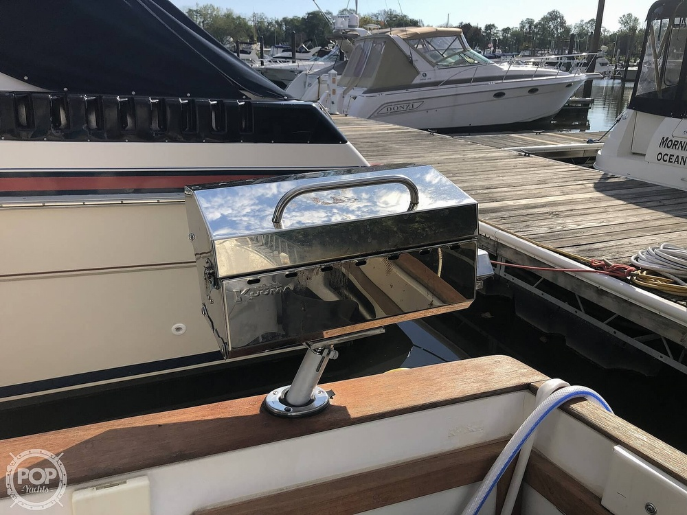 1987 Sea Ray boat for sale, model of the boat is 340 SDB & Image # 40 of 40