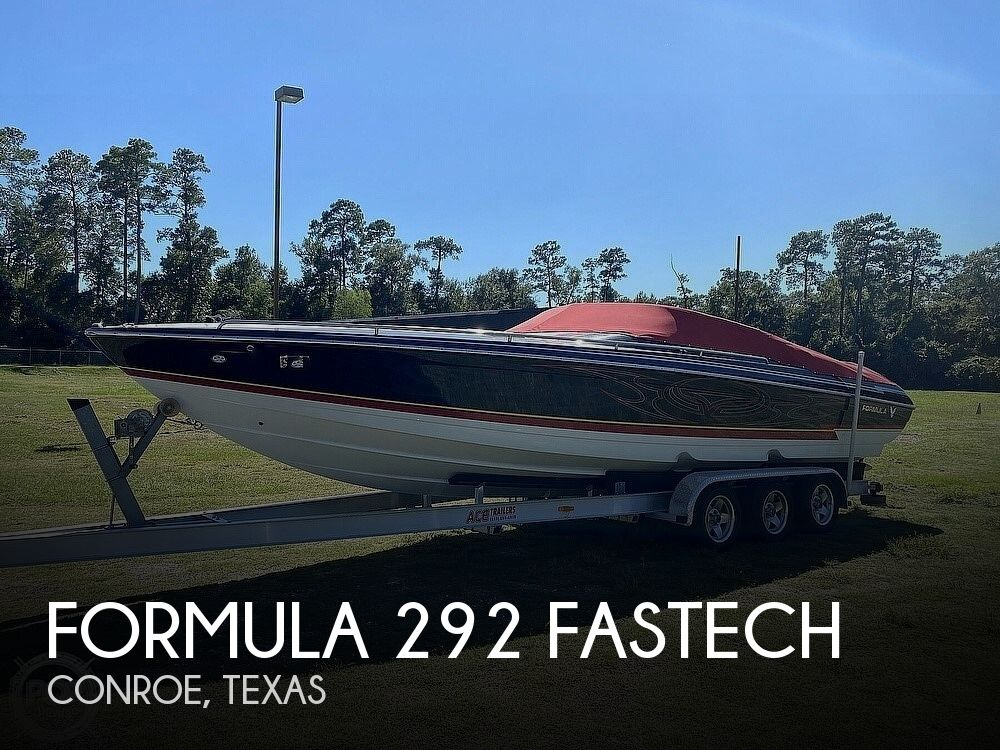 2008 Formula boat for sale, model of the boat is 292 Fastech & Image # 1 of 40