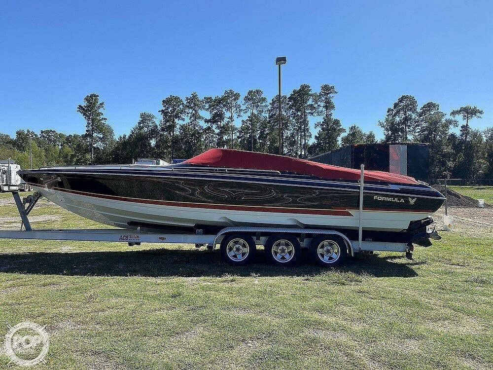 2008 Formula boat for sale, model of the boat is 292 Fastech & Image # 7 of 40