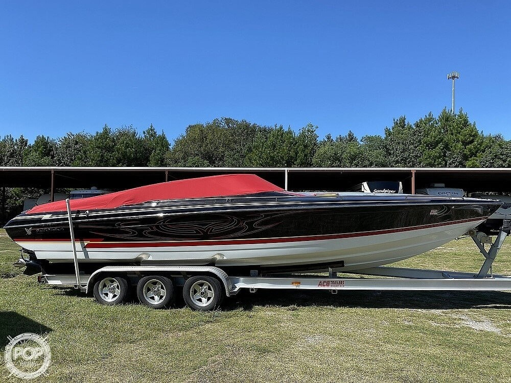 2008 Formula boat for sale, model of the boat is 292 Fastech & Image # 12 of 40