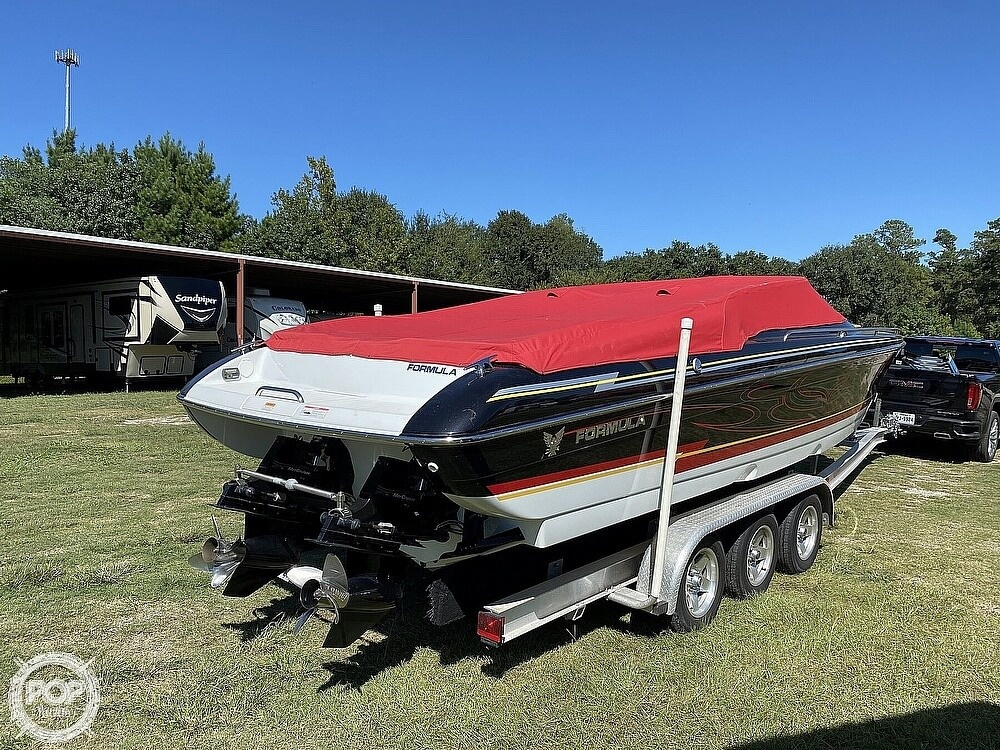 2008 Formula boat for sale, model of the boat is 292 Fastech & Image # 14 of 40