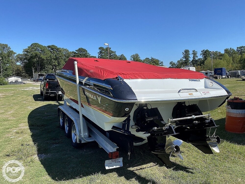 2008 Formula boat for sale, model of the boat is 292 Fastech & Image # 16 of 40