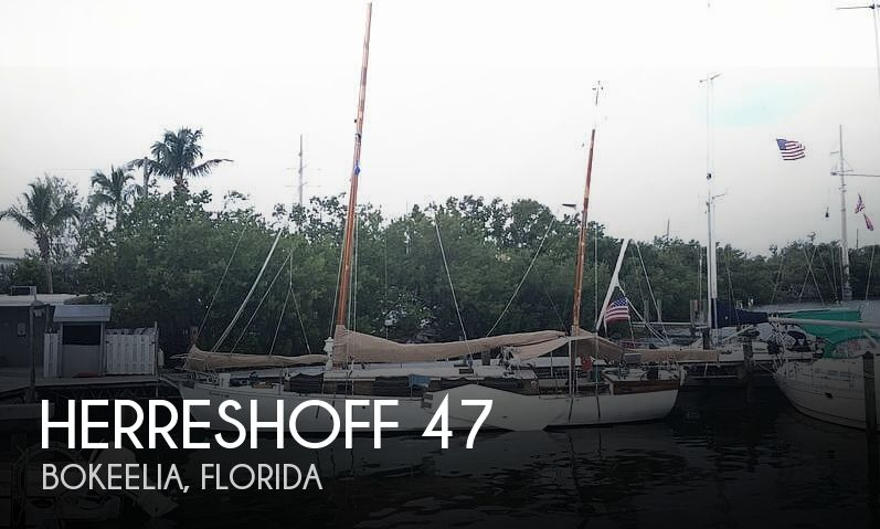 Used Sailboats For Sale in Cape Coral, Florida by owner | 1985 Herreshoff 47 Golden Ball