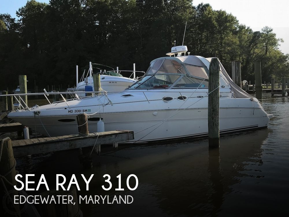 Used Sea Ray Boats For Sale in Maryland by owner | 2001 Sea Ray 310 Sundancer