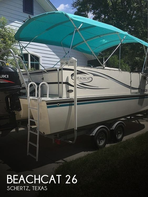 Used Beachcat Boats For Sale by owner | 2016 Beachcat 26